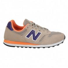 NEW BALANCE 373 BEIGE/NAVY/ORANGE - Adidasi dama New Balance, Marime: 41