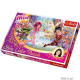 Puzzle Mia and Me Color Shine 160 pcs