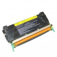 Cartus Original Lexmark Yellow C736H1YG Lexmark C736, X736, X738, X736de, X738DE, X738DTE, C736DN, C736N, C736DTN C736H1YG toner 25%