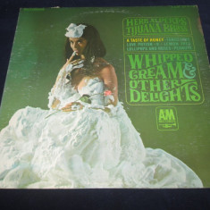 Herb Alpert's Tijuana Brass ‎– Whipped Cream & Other Delights _ vinyl(LP, album) - Muzica Jazz Altele, VINIL
