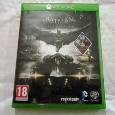 Batman Arkham Knigt, XBOX One, original, alte sute de jocuri! - Jocuri Xbox One, Actiune, 18+, Single player