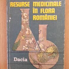 RESURSE MEDICINALE IN FLORA ROMANIEI- HONORIUS POPESCU- CARTONATA