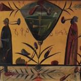 Stefan Pelmus - Ofranda - Pictor roman, Abstract, Ulei, Altul