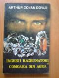 n5 Arthur Conan Doyle - Ingerii Razbunatori si Comoara din Agra