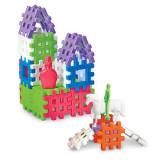 Set de constructii tip vafa 36 de piese - Set de constructie