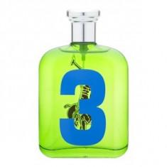Ralph Lauren Big Pony 3 Green eau de Toilette pentru barbati 125 ml Tester - Parfum barbati Ralph Lauren, Apa de toaleta