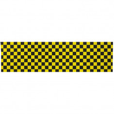 Griptape skateboard Enuff chequerd yellow
