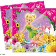 Servetele Fairies springtime - Decoratiuni petreceri copii