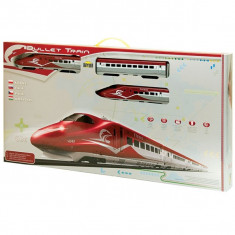 Tren electric Bullet Train 1630 - Trenulet