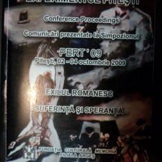 EXPERIMENTUL PITESTI, REDUCAREA PRIN TORTURA, CULTURA, TINERETUL SI EDUCATIA IN REGIMURILE DICTATORIALE COMUNISTE, EDITIA A XI-A, 2012 - Istorie