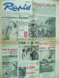Rapid 8 martie 1942 Miron Cristea  femei ortodoxe Bucovina Moliere cauciuc polip