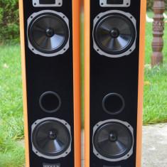 Boxe Quadral Shogun Prestige Gold HiEnd Speaker, Boxe podea