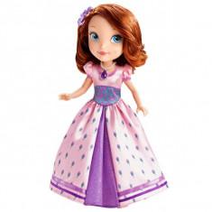Papusa Printesa Sofia Intai BDH66 Mattel, 4-6 ani, Plastic, Fata
