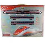 Tren electric Bullet Train 1210 cu 2 vagoane - Trenulet