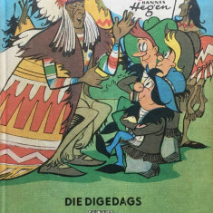 MOSAIK - DIE DIGEDAGS UND DER GOLDSCHATZ (Carte benzi desenate in limba germana) - Reviste benzi desenate