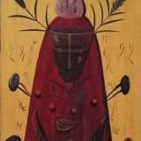 Stefan Pelmus - Profet - Pictor roman, Abstract, Ulei, Altul