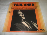 Paul Anka - Live In New York _ vinyl,LP,Franta, VINIL, rca records