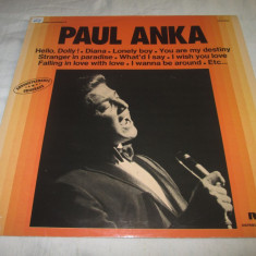 Paul Anka - Live In New York _ vinyl, LP, Franta - Muzica Pop rca records, VINIL