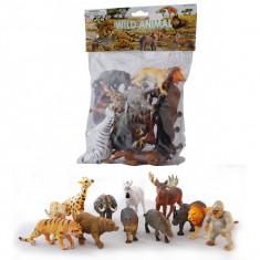 Set animalele sălbatice - Figurina Animale