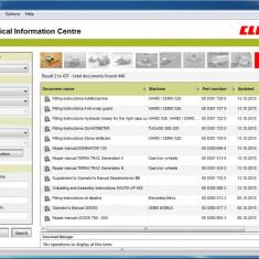CLAAS WEBTIC Offine  - Service Manuale + Scheme Electrice - 2017