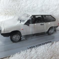 LOT 23 -  Machete Lada 2108 Samara + BMW Z8  scara 1:43