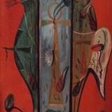 Stefan Pelmus - Totem - Pictor roman, Abstract, Ulei, Altul