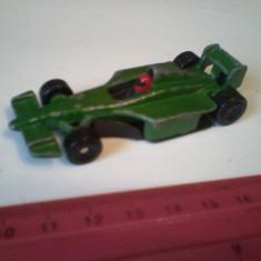 Bnk jc Mattel Hot Wheels - masina F1 - Mc Donald`s 2001 - Macheta auto