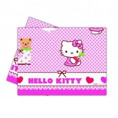 Fata de masa Hello Kitty Heatrs