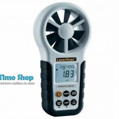 Anemometru pentru masurare debit, volum si viteza vânt 082.140A
