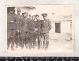 bnk foto - Militari - aproximativ 1940 Uni-foto W Weiss