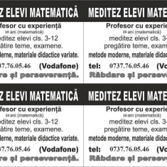Meditez Matematica Sectorul 5