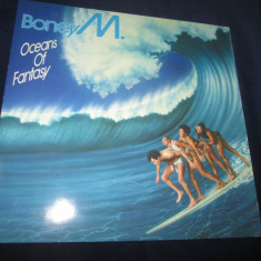 Boney M. ‎– Oceans Of Fantasy _ vinyl(LP, album) Olanda - Muzica Pop Altele, VINIL
