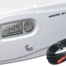 Termostat pentru incalzire prin pardoseala Auraton 2016 P, 0 – 45°C, LCD, 16A