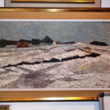 Rune Söderberg (1915-1979) - ulei pe panza- 61 / 36 cm - Pictor strain, Peisaje, Altul