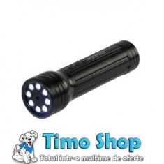 Lanterna LED cu functie de camera spion Konig SEC-DVRTOR10