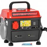 Generator de curent Hecht GG 950 DC, 2 CP, 750 W - Generator curent Hecht, Generatoare uz general