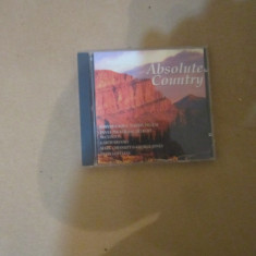 Cd absolute country - Muzica House Altele