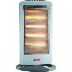 Calorifer radiator Halogen ZASS HS 04, 1600w, 4 tuburi de halogen - Calorifer electric