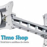 Suport reglabil LCD argintiu HQ TVS-LCD210/HQ