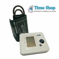 Tensiometru digital pentru brat Well BLDP-ARM-01-WL - Aparat monitorizare