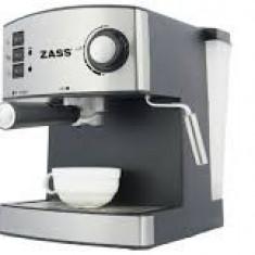 ESPRESSOR Zass ZEM 04, 850w, 15 bari, 1.6 litri, Automat