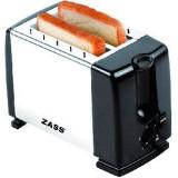 Prajitor de paine ZASS ZST 08, 800w, mecanism automat, inox, 2 felii