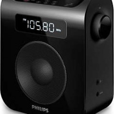 Radio portabil Philips AE2600/12, 5 FM, 5 MW, LCD - Aparat radio Philips, Digital