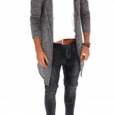 Cardigan tip ZARA fashion - Cardigan barbati - 7353 - Hanorac barbati, Marime: L/XL, Culoare: Din imagine