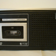 Casetofon GRUNDIG MK 235 automatic(defect)