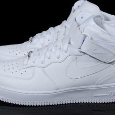 Adidasi Ghete Nike Air Force Barbati - Ghete barbati Nike, Marime: 50, Culoare: Din imagine, Piele sintetica