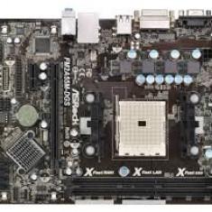 Placi de baza soket FM2 ASROCK FM2A55M-DGS, noi, garantie 6 luni - Placa de Baza Asrock, Pentru AMD, DDR 3, MicroATX