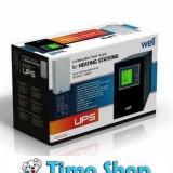 Sursa neintreruptibila pentru CENTRALE TERMICE - 800VA UPS-HEATST-800VA-WELL