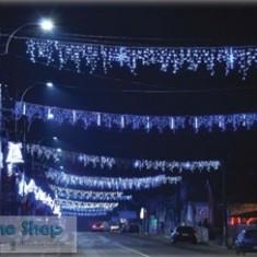 TURTURI LUMINOSI 4X0, 9 M CU 180 LED-URI ALB CALD - Instalatie electrica Craciun