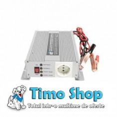 Invertor de tensiune 12V-230V 600W HQ, HQ-INV600C/12 - Transformator